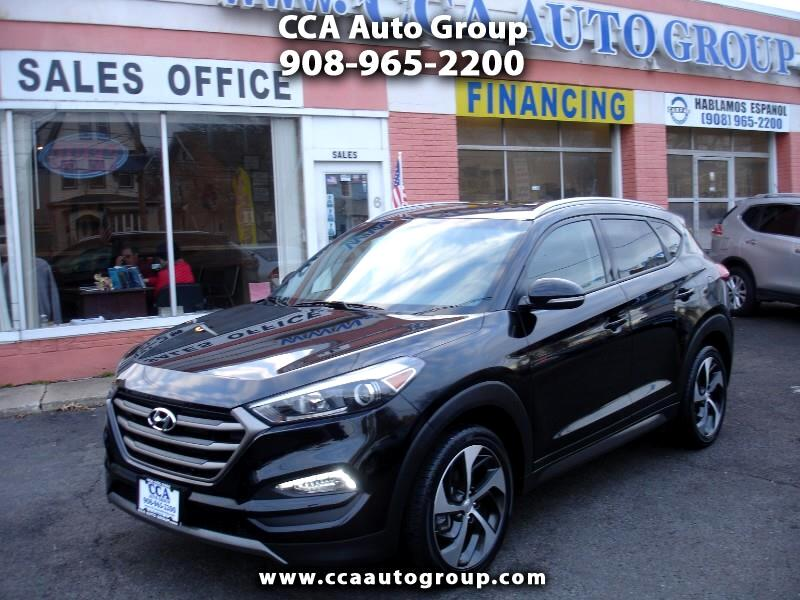 2016 Hyundai Tucson Sport AWD