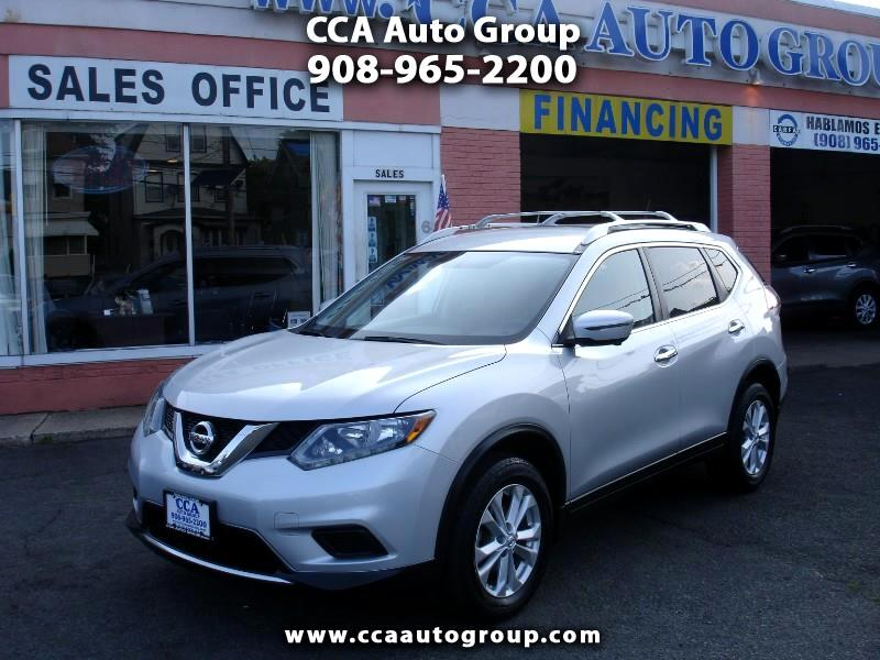 2016 Nissan Rogue SV PREMIUM PACKAGE W/ NAVIGATION
