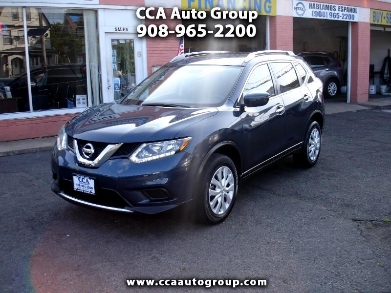 2016 Nissan Rogue S AWD APPEARANCE PACKAGE