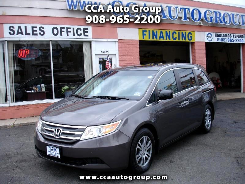 2012 Honda Odyssey EX-L w/ Navigation