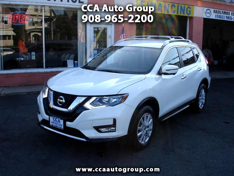 2017 Nissan Rogue SV AWD WITH PREMIUM PACKAGE - NAVIGATION