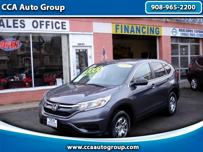 Honda CR-V LX AWD 2016