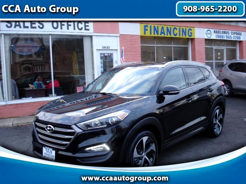 Hyundai Tucson Sport AWD 2016