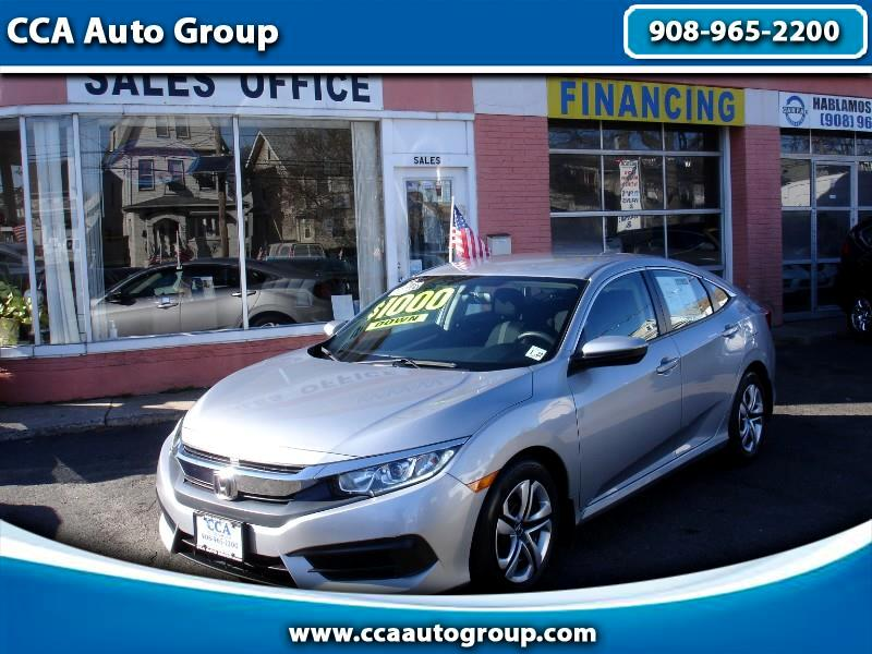 Honda Civic LX CVT 2017