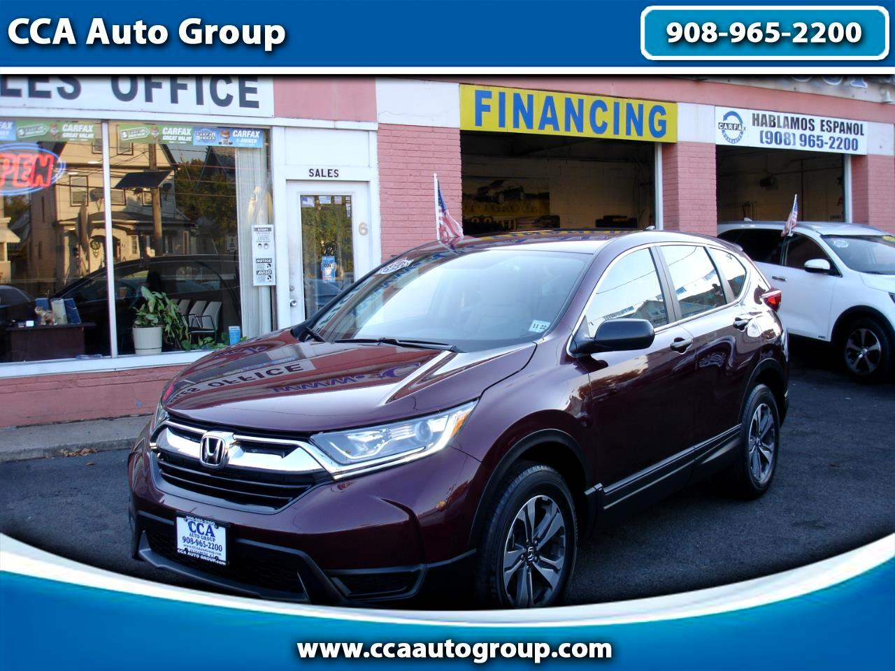 Honda CR-V LX AWD 2017
