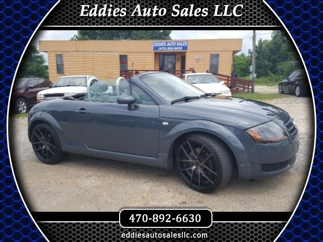 Tt Auto Sales >> Used 2004 Audi Tt For Sale In Gainesville Ga 30504 Eddies Auto