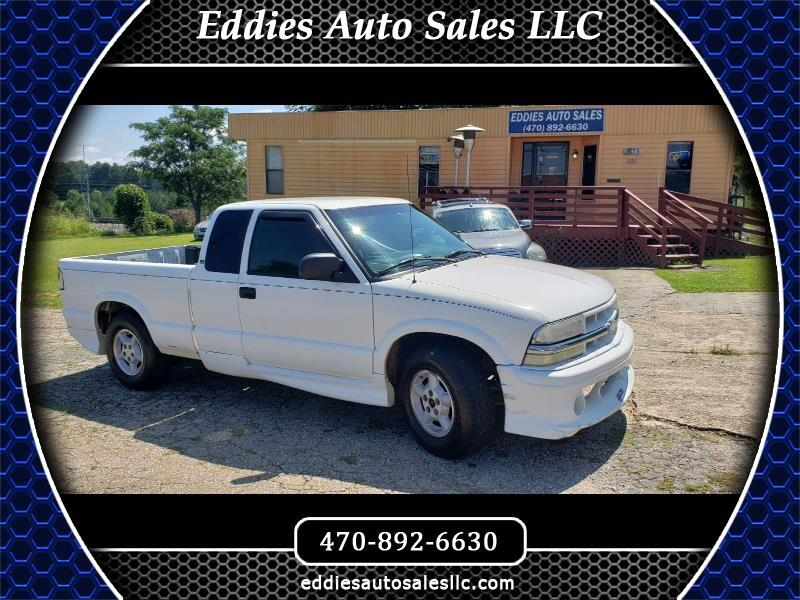 Chevrolet S10 Pickup LS Ext. Cab 4WD 2000