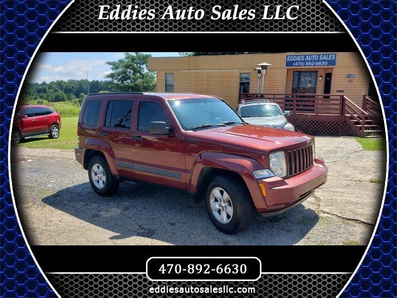 Jeep Liberty Sport 2WD 2009