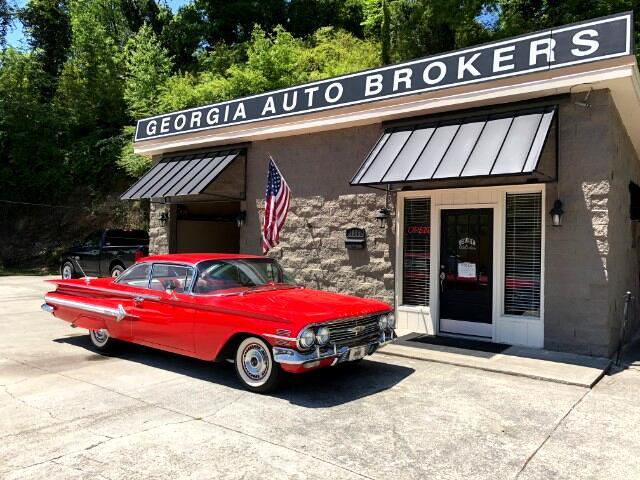 1960 Chevrolet Impala SS