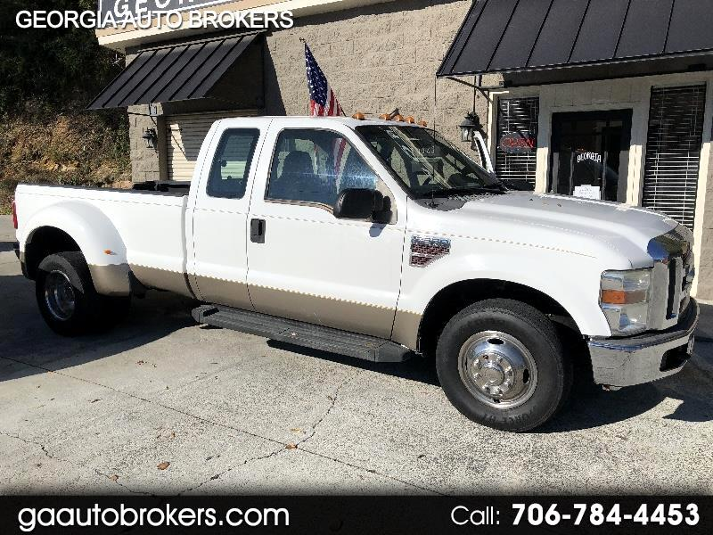 2008 Ford F-350 SD XL SuperCab 2WD DRW