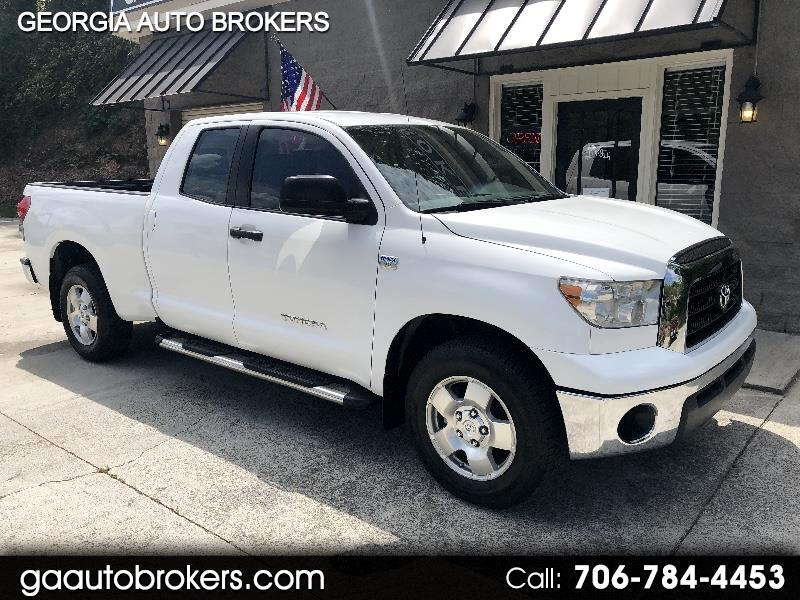 2008 Toyota Tundra Base Double Cab 4.7L 2WD