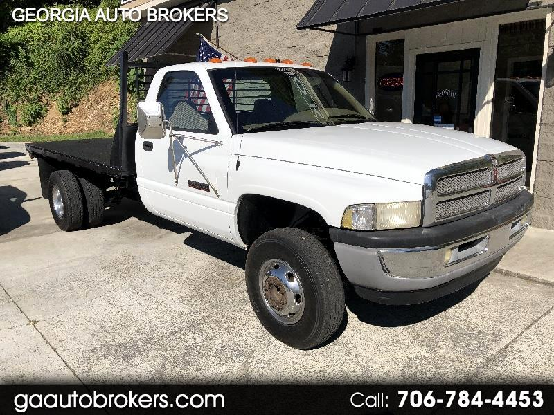 2000 Dodge Ram 3500 Reg. Cab Long Bed 2WD