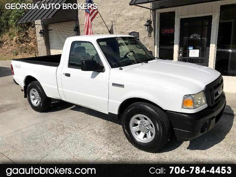 Ford Ranger XL 4WD 2009