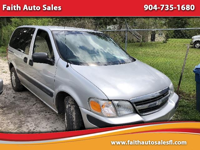 2002 Chevrolet Venture Regular Wheelbase Plus
