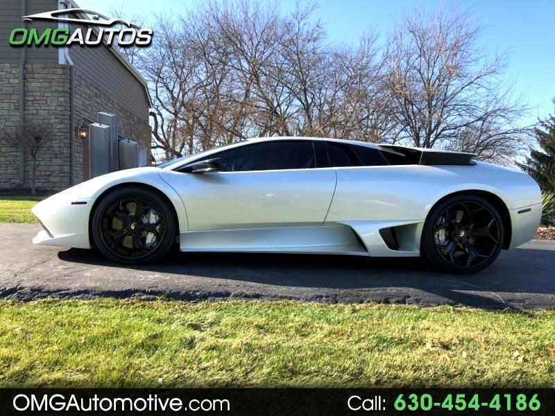 2008 Lamborghini Murcielago LP640 Hardtop