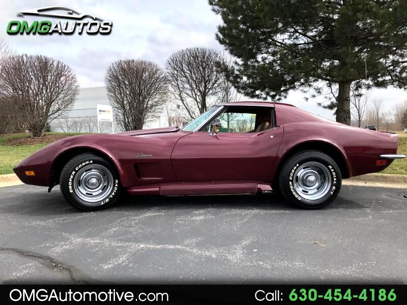 Chevrolet Corvette 2dr Coupe 1973