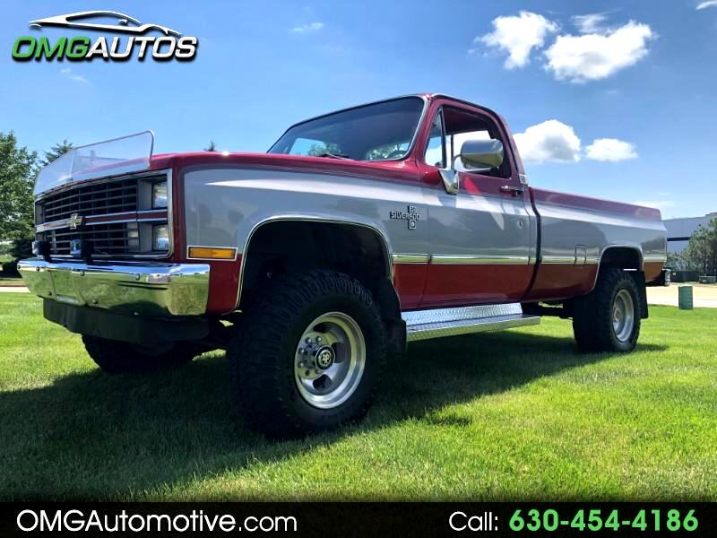 1983 Chevrolet C/K 20 Regular Cab 4WD