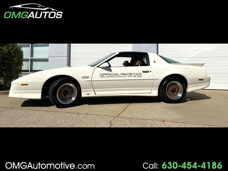 1989 Pontiac Trans Am GTA Coupe 20th Anniversary Pace Car