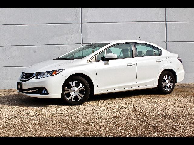 2015 Honda Civic Hybrid CVT