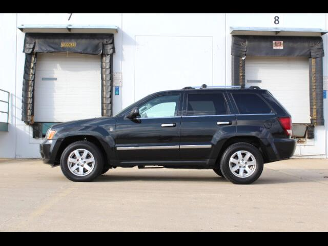 2010 Jeep Grand Cherokee 4WD 4dr Limited SUV