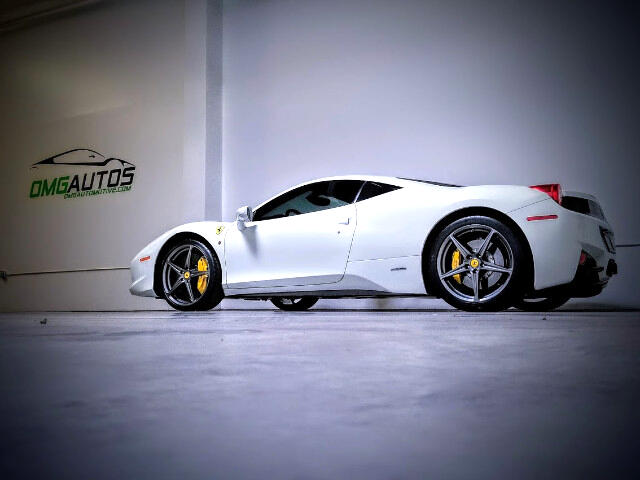 2013 Ferrari 458 Italia 2dr Coupe
