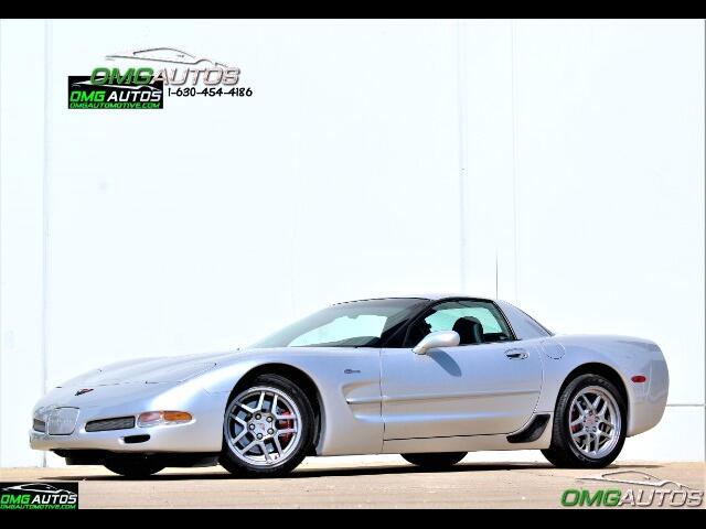 2002 Chevrolet Corvette Z06 2dr Coupe