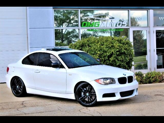 BMW 1-Series 135i Coupe 2010