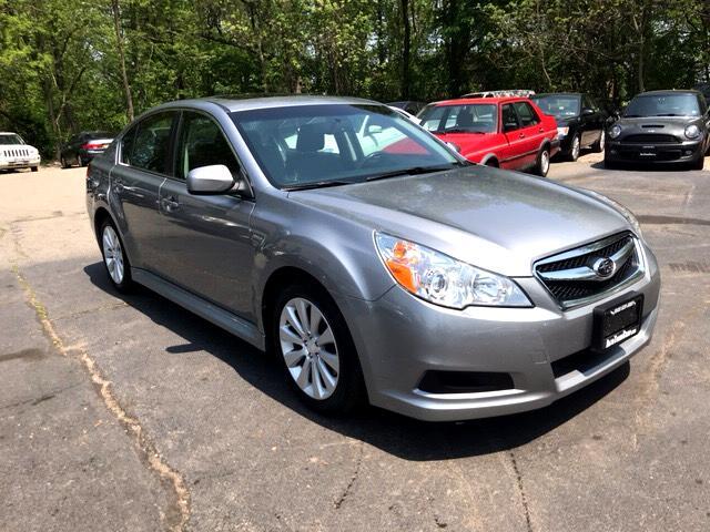 2011 Subaru Legacy 3.6R Limited