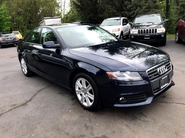 2011 Audi A4 2.0 T quattro with Tiptronic