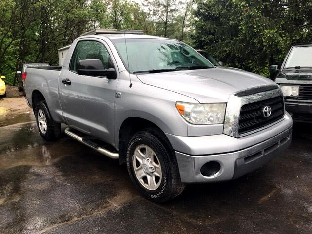2007 Toyota Tundra Base 4.7L Long Bed 4WD