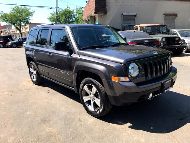 2017 Jeep Patriot 4WD 4dr High Altitude Edition