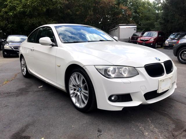 2012 BMW 3-Series 335i xDrive M SPORT Coupe