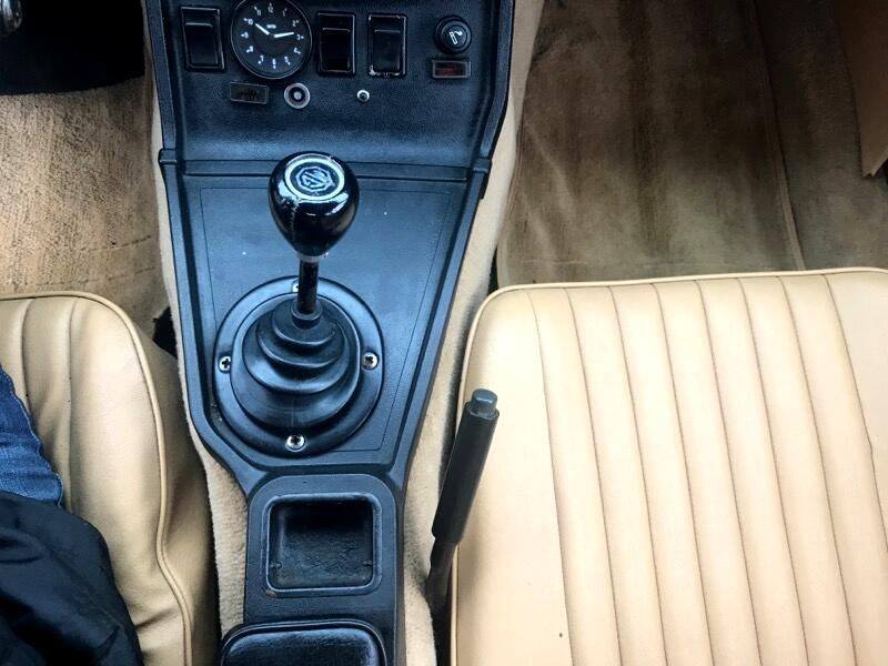 1976 MGB Roadster