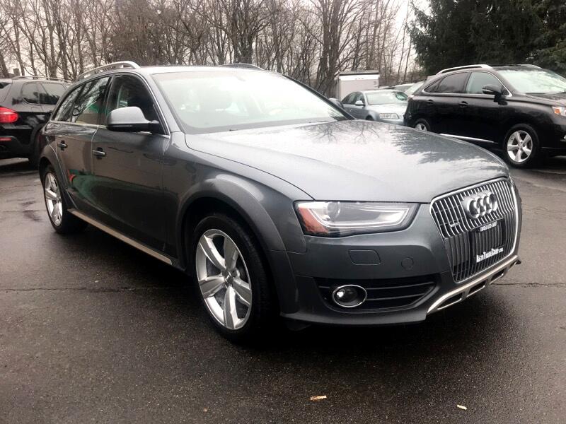 2014 Audi allroad 2.0T Premium Plus Quattro Tiptronic
