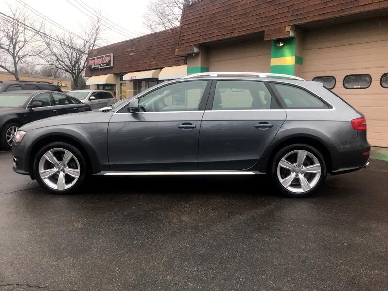 Audi allroad Premium Plus quattro 2014