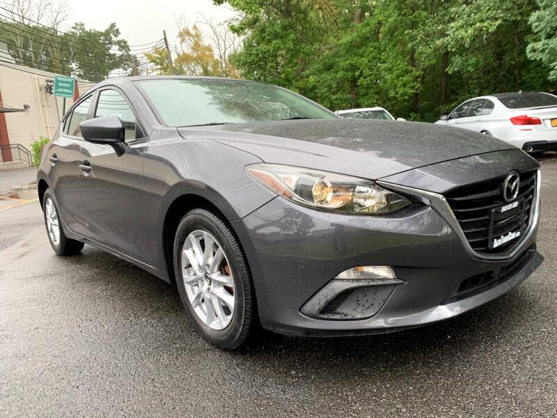 Used 2014 Mazda MAZDA3 i Grand Touring AT 5-Door for Sale in