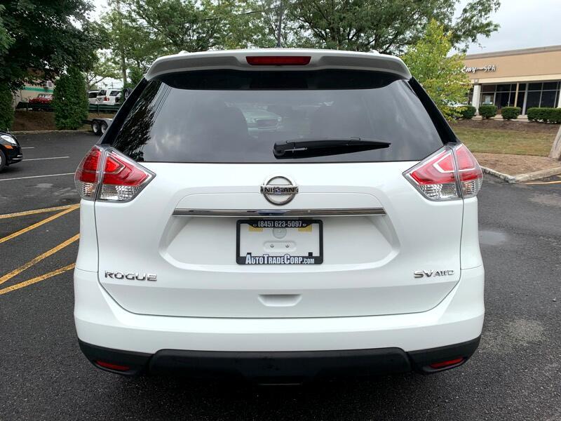 Nissan Rogue SV AWD 2015