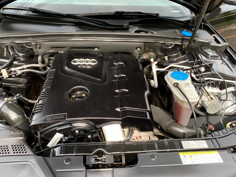 Audi A4 2.0T Premium Plus quattro Sedan 2014