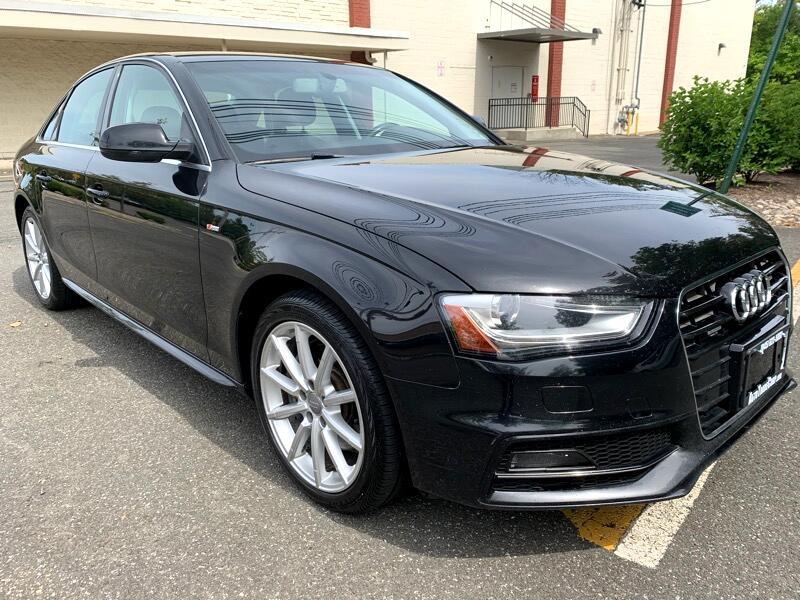 2014 Audi A4 2.0T Premium Plus quattro Sedan