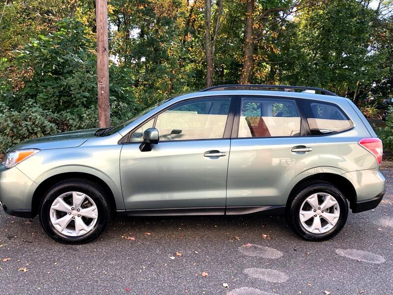 Subaru Forester 2.5i Premium PZEV CVT 2016