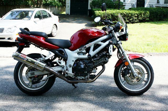 2001 Suzuki SV650 -