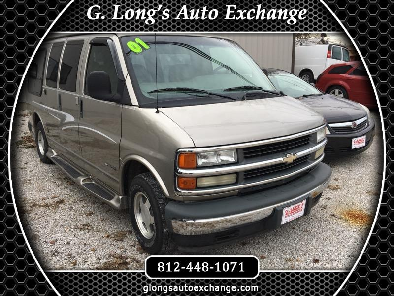 Chevrolet Express 1500 LT 2001