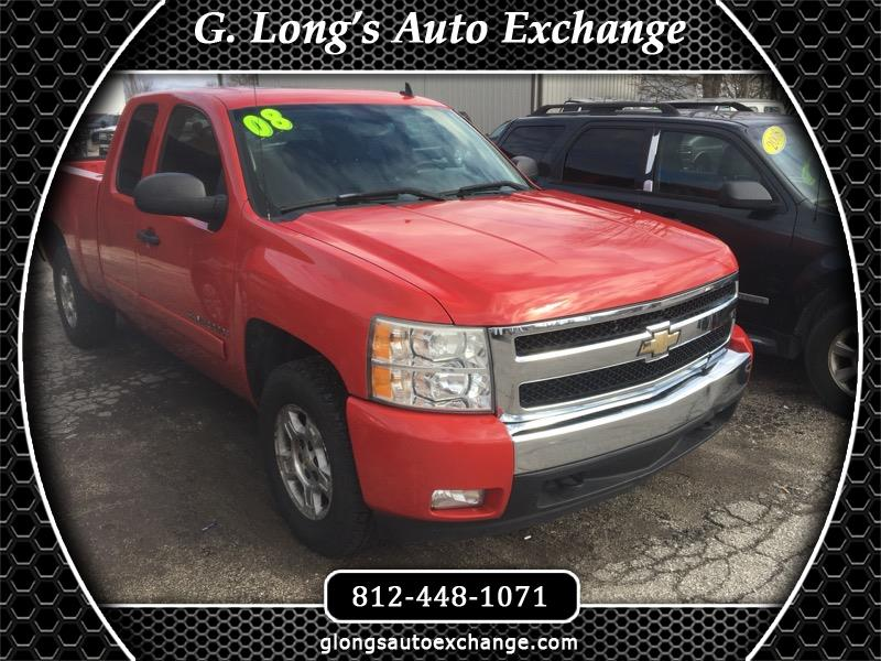 Chevrolet Silverado 1500 LT2 Ext. Cab Short Bed 4WD 2008
