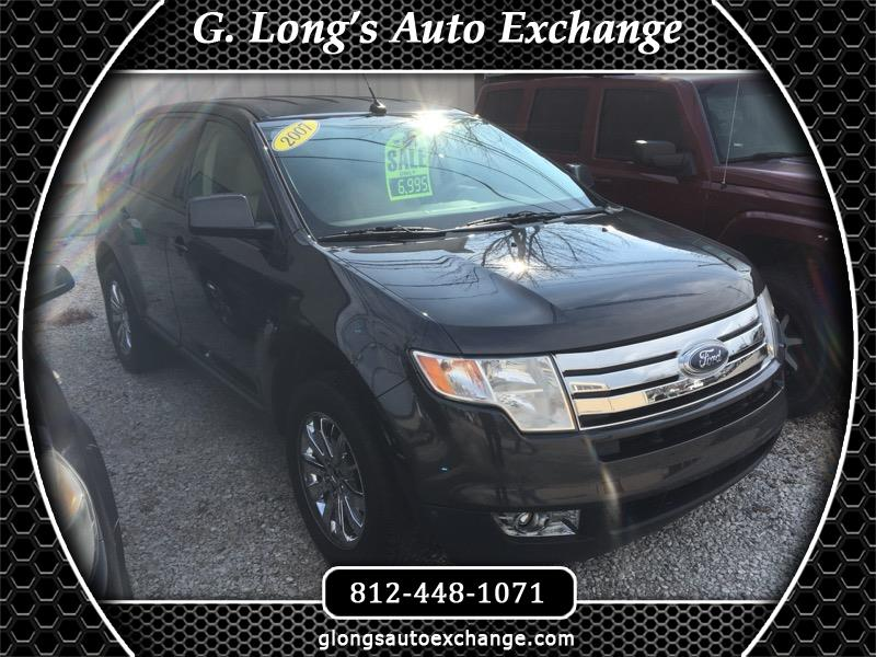 Ford Edge SEL AWD 2007