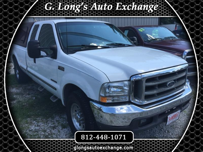 Ford F-250 SD XLT SuperCab Long Bed 2WD 1999