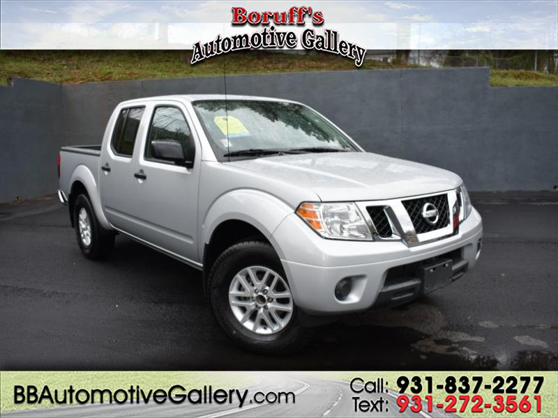2019 Nissan Frontier SL Crew Cab 5AT 4WD