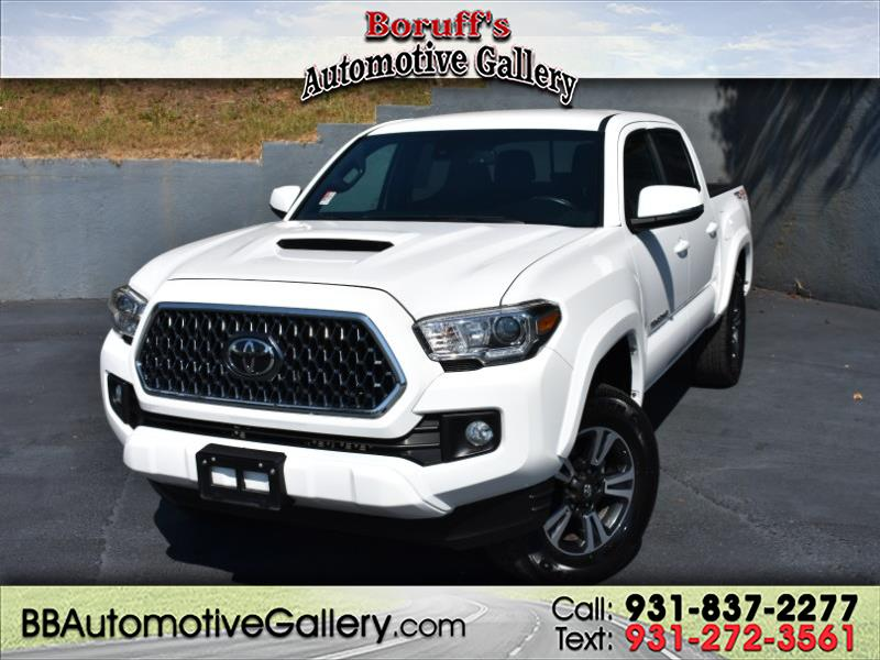 Toyota Tacoma TRD Sport Double Cab 5' Bed V6 4x4 AT (Natl) 2019