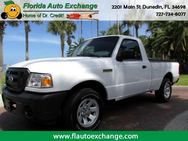 """2011 Ford Ranger 2WD REG CAB 118"""" XL"""