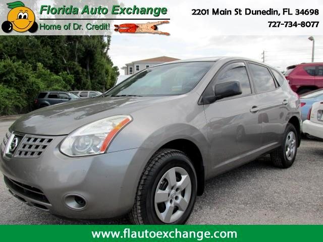 2008 Nissan Rogue FWD 4DR S