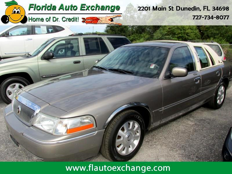 2003 Mercury Grand Marquis 4DR SDN GS